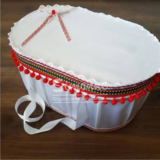 Set botez Traditional fetita
