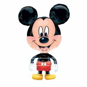 Folie figurina Mickey Mouse