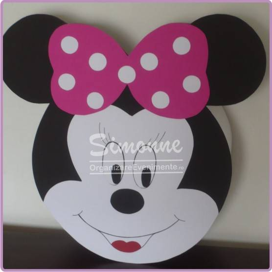 Cutie de dar Minnie Mouse