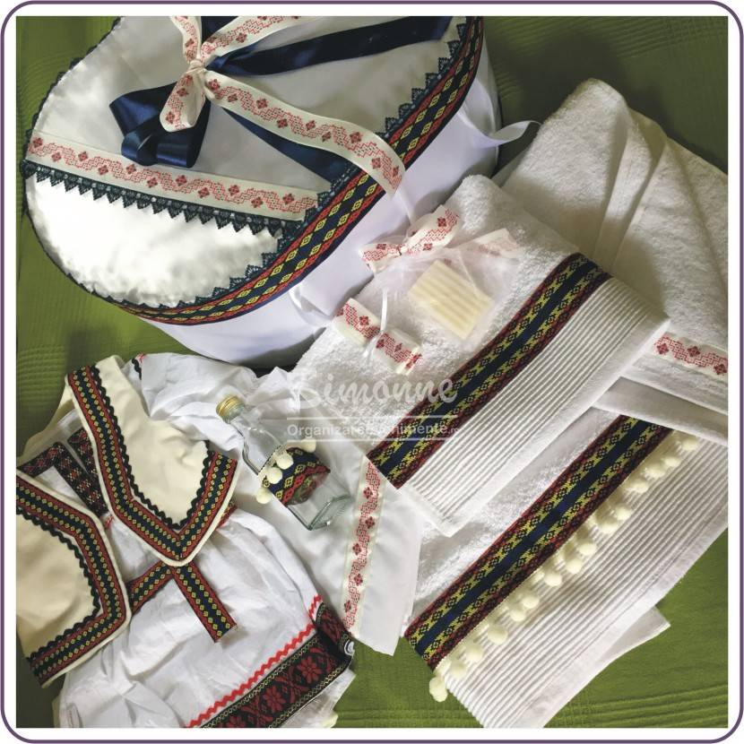 Set botez Traditional