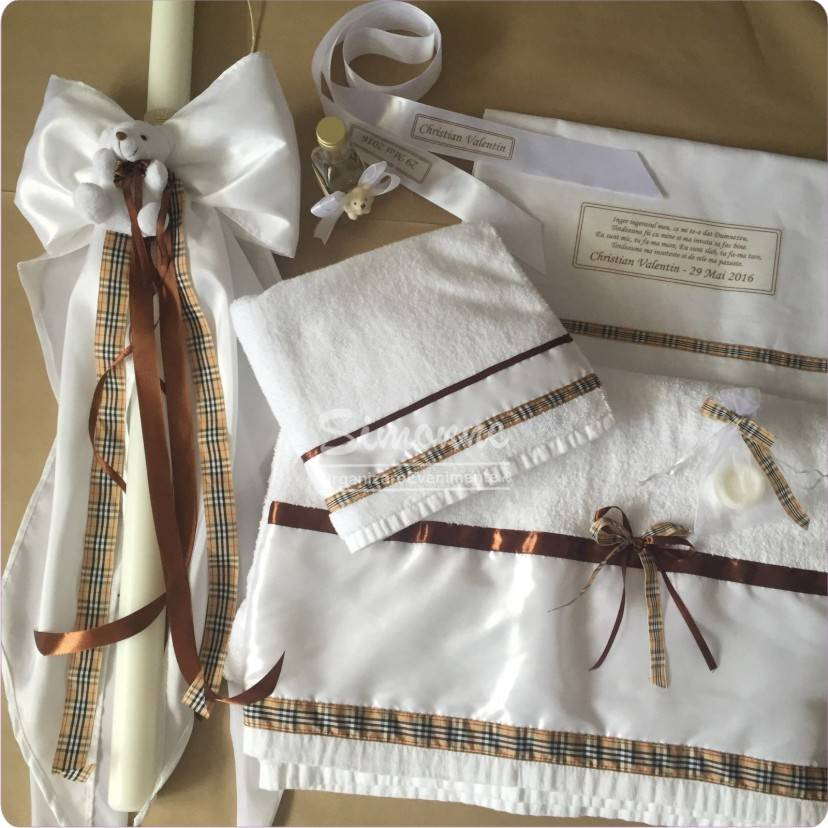 Set Burberry botez