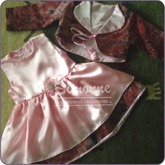 Set rochita bolero