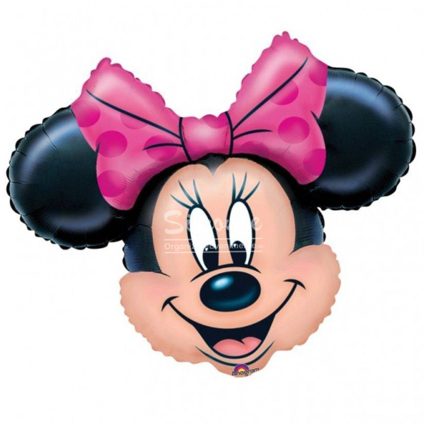 Balon figurina Minnie Mouse
