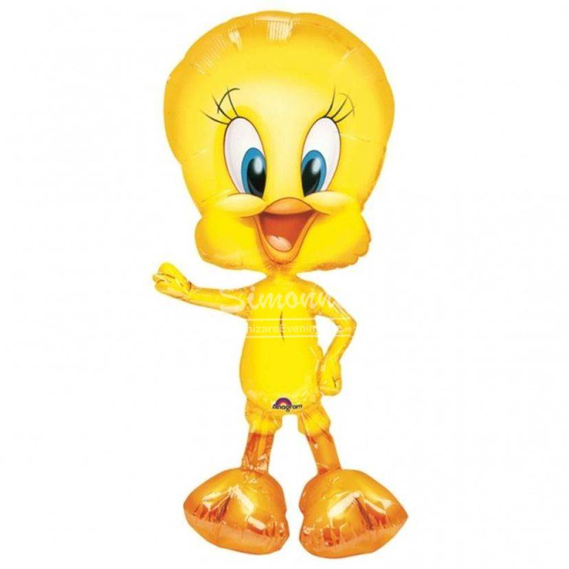 Balon figurina Tweety
