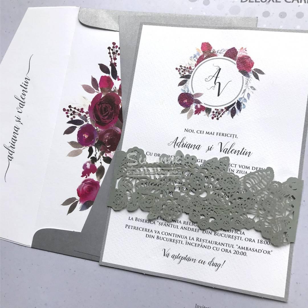 Invitatii Elegante Nunta