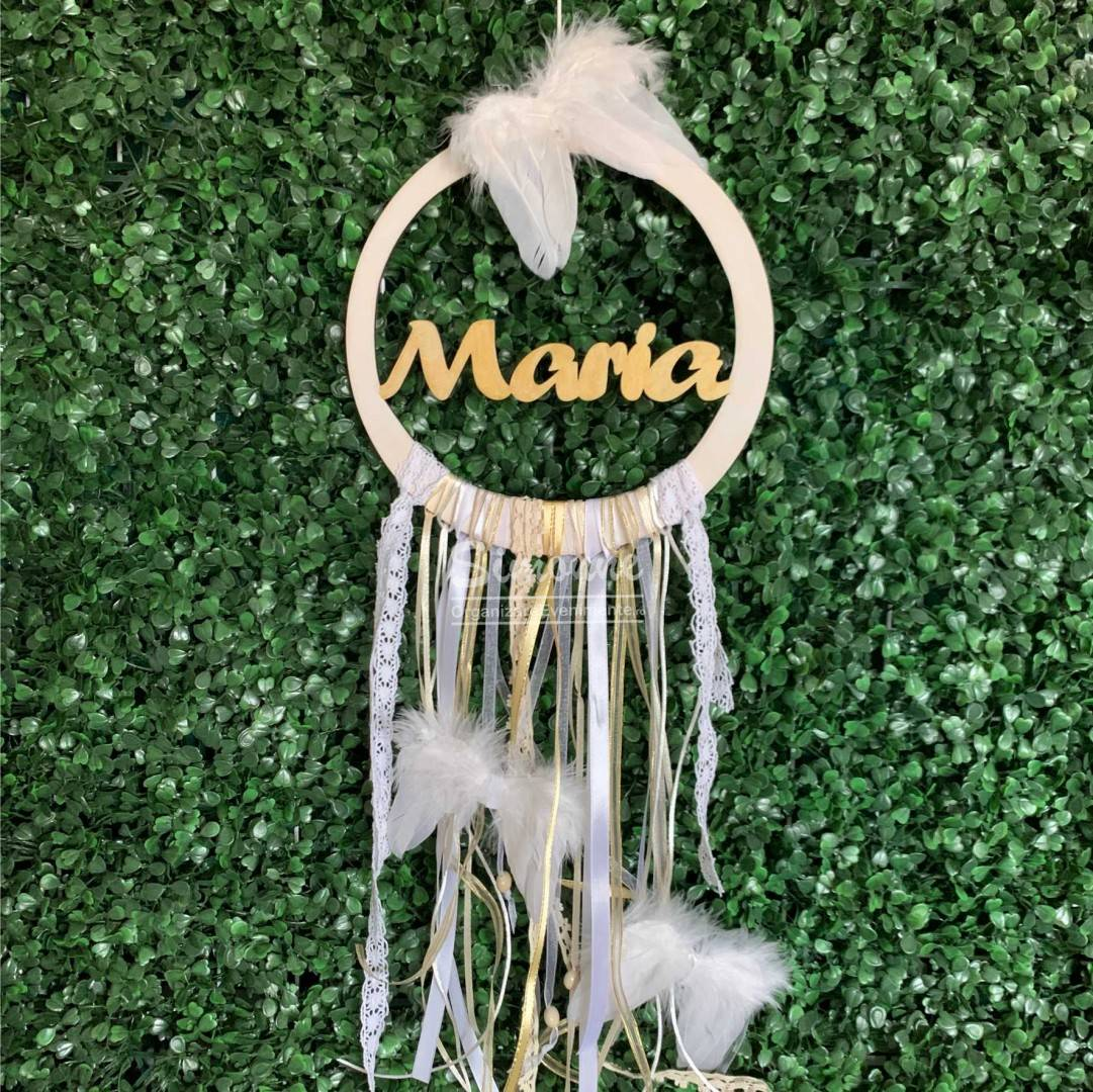 Decoratiune Dreamcatcher, personalizata