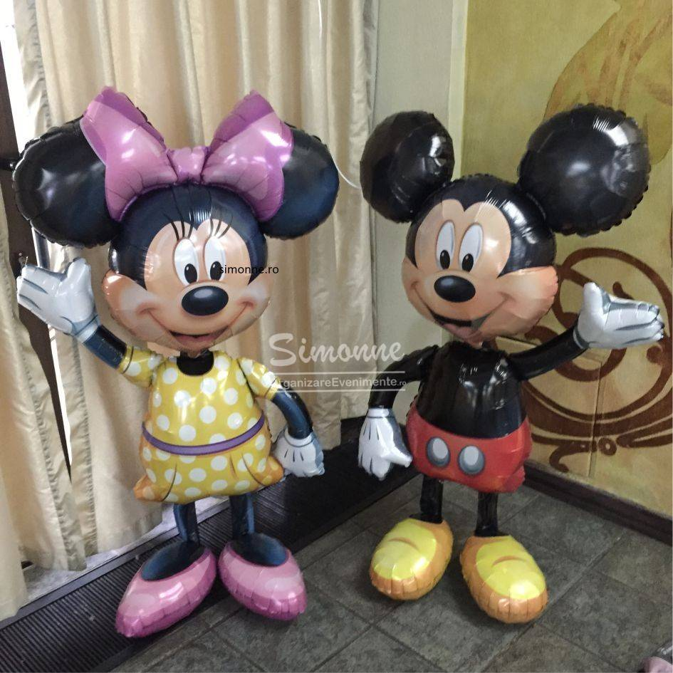 Set baloane Mickey Minnie Mouse